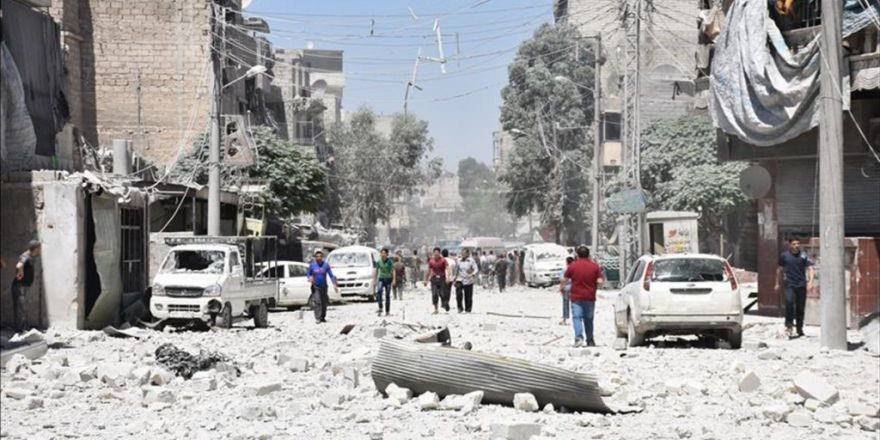 Esed Rejimi Sivilleri Vurdu: 11 Ölü