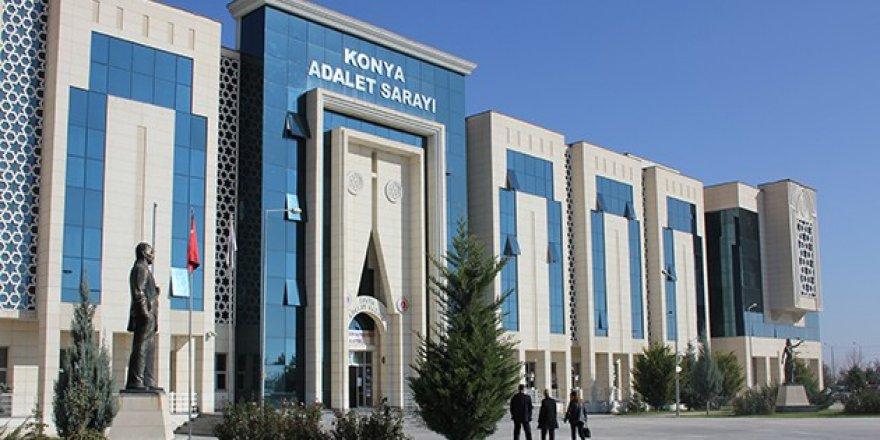 Konya'da 5 hakim-savcı daha gözaltına alındı