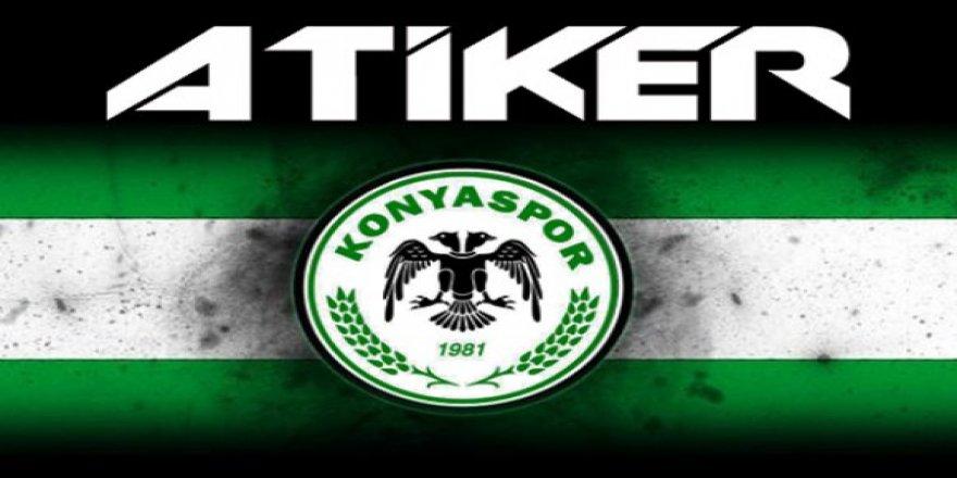 Atiker Konyaspor'un ilk 11'i
