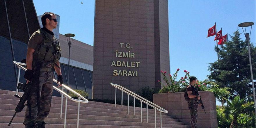 'Kaçma İhtimalim Yok' Diyen Sanık Duruşma Salonundan Kaçtı