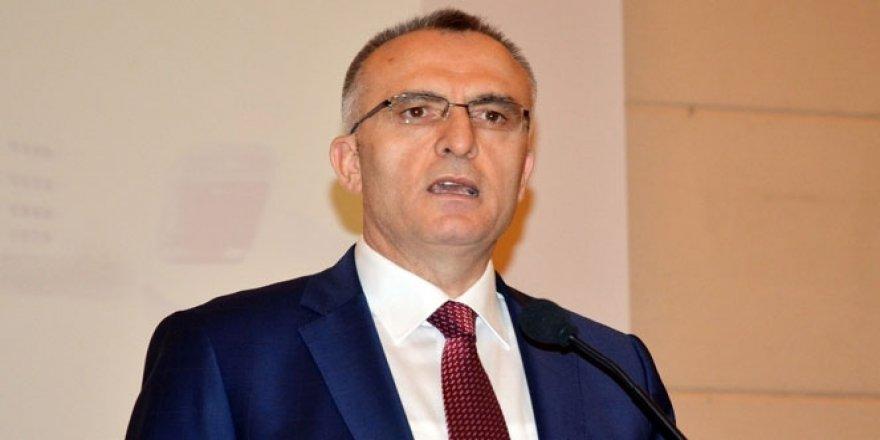 GİB çalışanları o sınavı Bakan Ağbal'dan talep etti