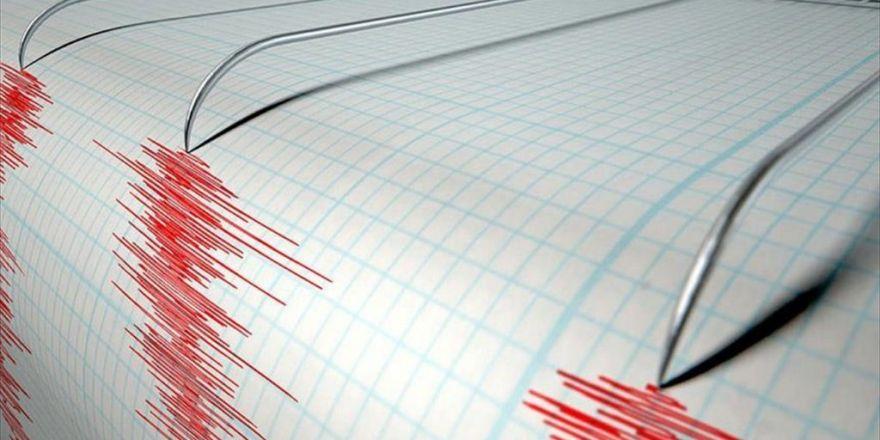 7,2 Büyüklüğünde Deprem