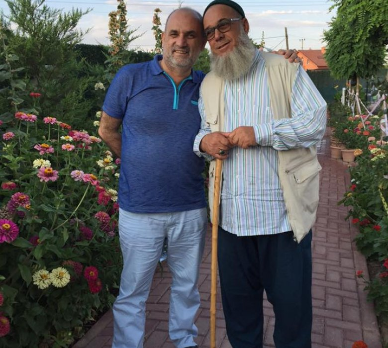 Başkan Kuntoğlu İsmail Hoca ile