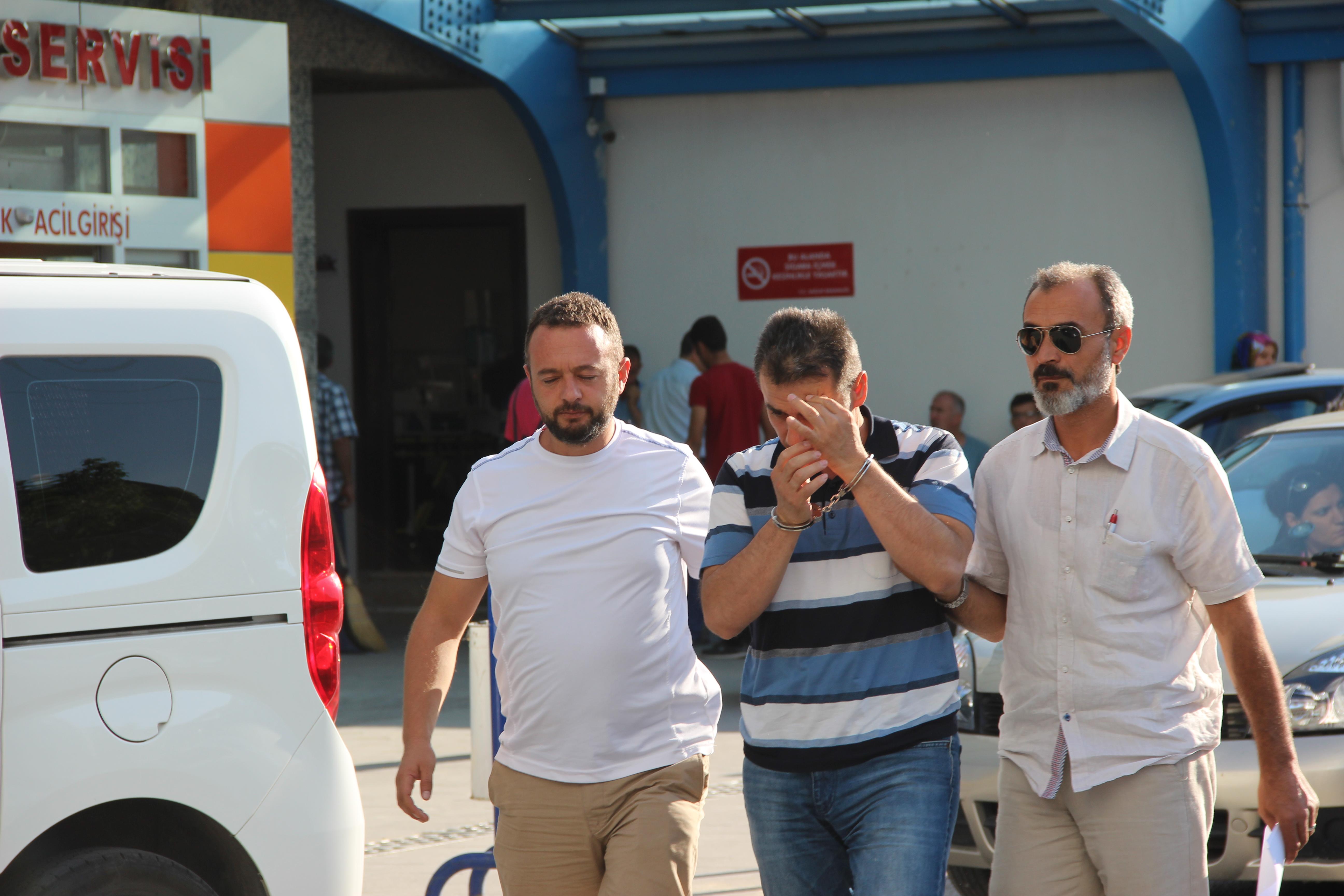 Konya'da FETÖ bağlantılı polislere operasyon