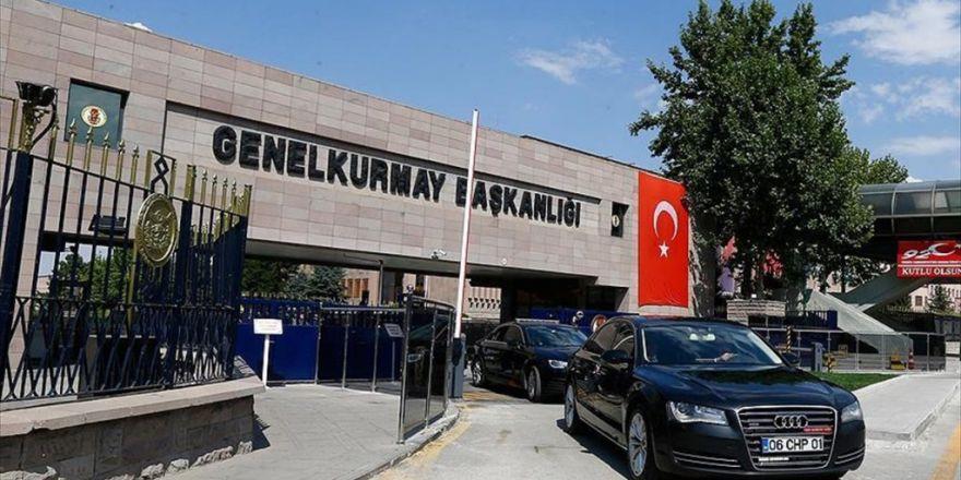 Kılıçdaroğlu'ndan Genelkurmay'a Ziyaret