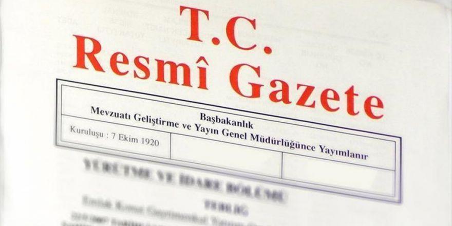 Rektör Atamaları Resmi Gazete'de Yayımlandı