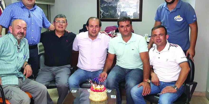 İzzet Soydabircan'a mutlu yıllar dileriz