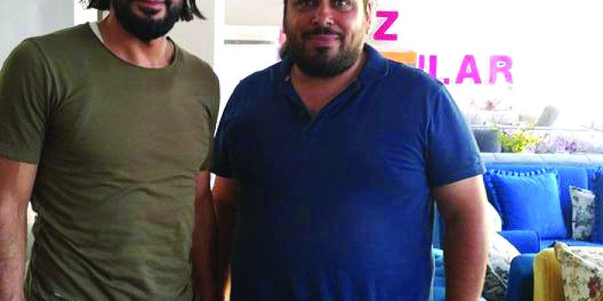 Hüseyin Bayram, Hasan Kabze ile sohbette