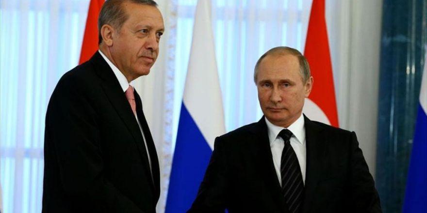 'Türkiye-rusya İlişkilerinde Altın Yıl: 2017'