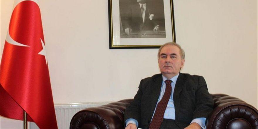 Türkiye'nin Makedonya Büyükelçisi'nden Destek Mesajlarına Teşekkür