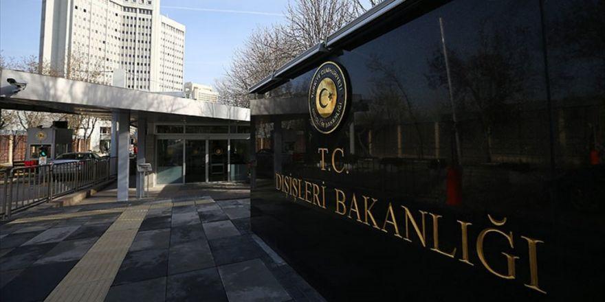 Viyana'daki Skandala Dışişleri Bakanlığı Müdahale Etti