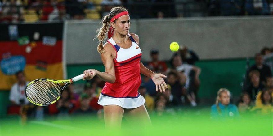 Porto Riko'ya Teniste Altın Madalya Kazandıran İlk Sporcu Puig Oldu
