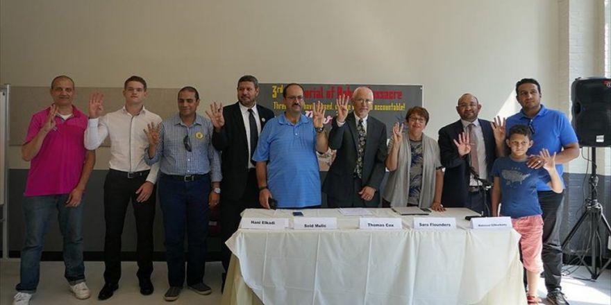 New York'ta 'Mısır'a Özgürlük, Adalet Ve Demokrasi Çağrısı'