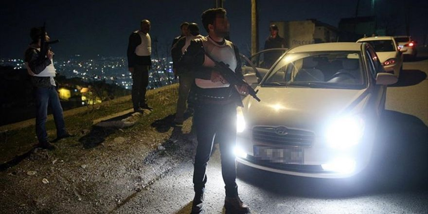 Başkentte Terör Operasyonu: 10 Gözaltı