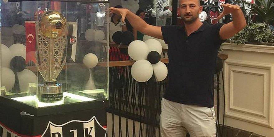 Levent Baloğlu'nun Beşiktaş gururu