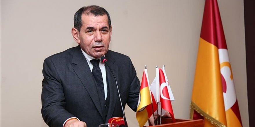 Galatasaray Kulübü Başkanı Özbek: Şimdi Sırada Lig Var