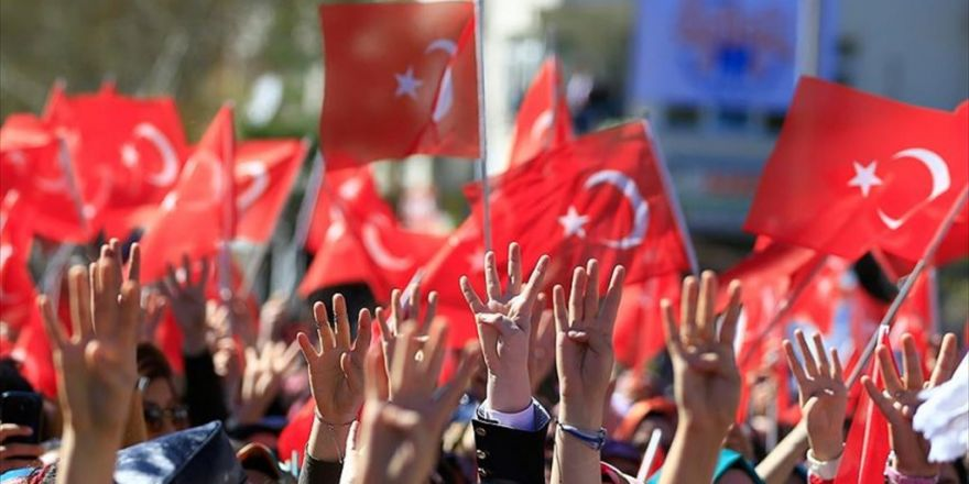 'Fetö Darbe Girişimi Başarılı Olsaydı Rabia Katliamının Benzerleri Türkiye'de Yaşanacaktı'