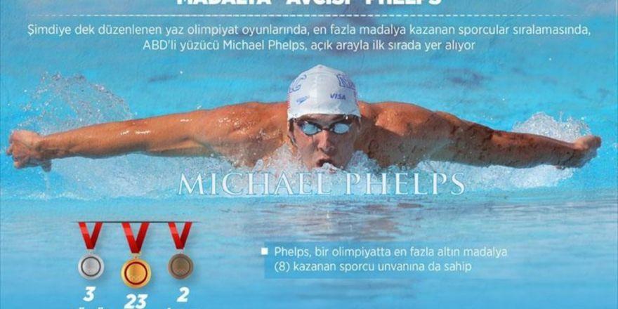 Madalya Avcısı Phelps