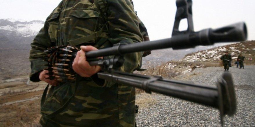 PKK'nın sözde bölge sorumluları öldürüldü