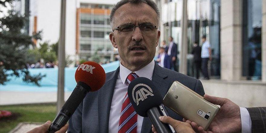Maliye Bakanı Ağbal: İdare Talep Etmedikçe Özelleştirme Uygulaması Yapılmayacak