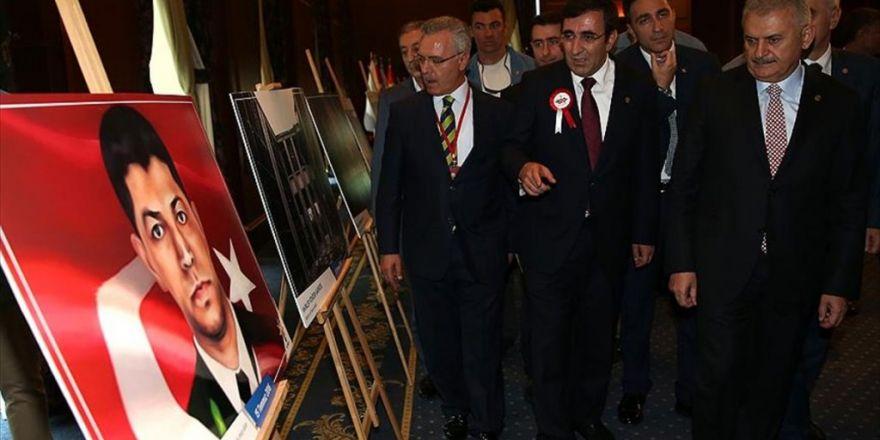 Ak Parti Genel Başkanı Ve Başbakan Yıldırım: Ak Parti Demokrasi Tarihine Altın Harflerle Yazdırdı