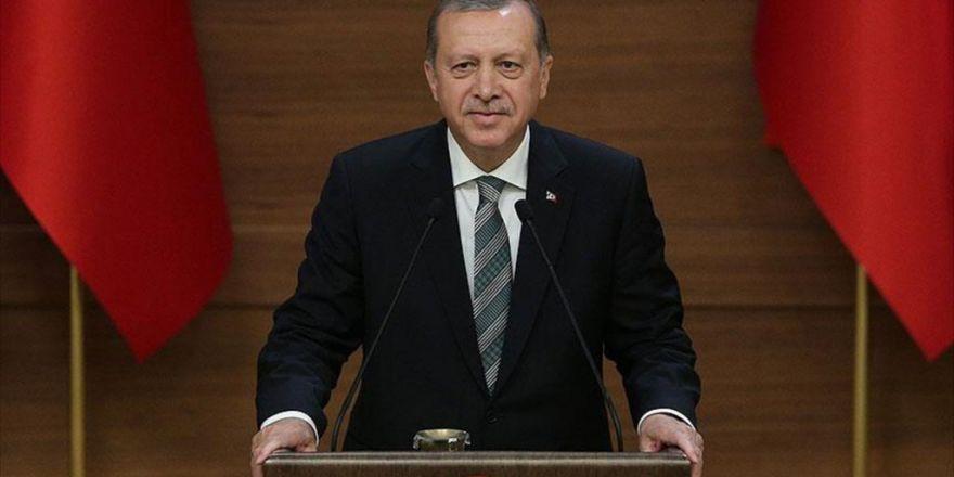 Cumhurbaşkanı Erdoğan'dan 20.01 Ve 20.16'da Ak Parti Mesajı