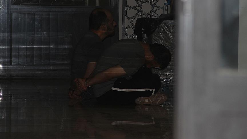 Darbeci iki firari asker Konya'da yakalandı