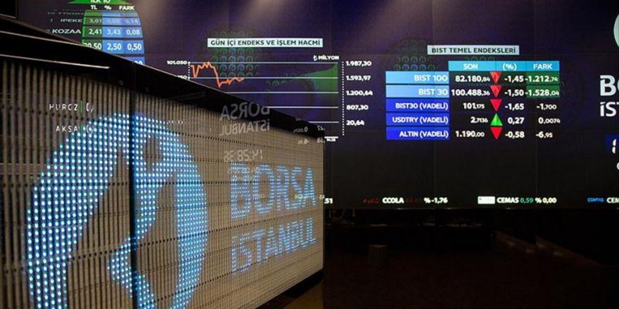Borsa Yeni Haftaya Yükselişle Başladı