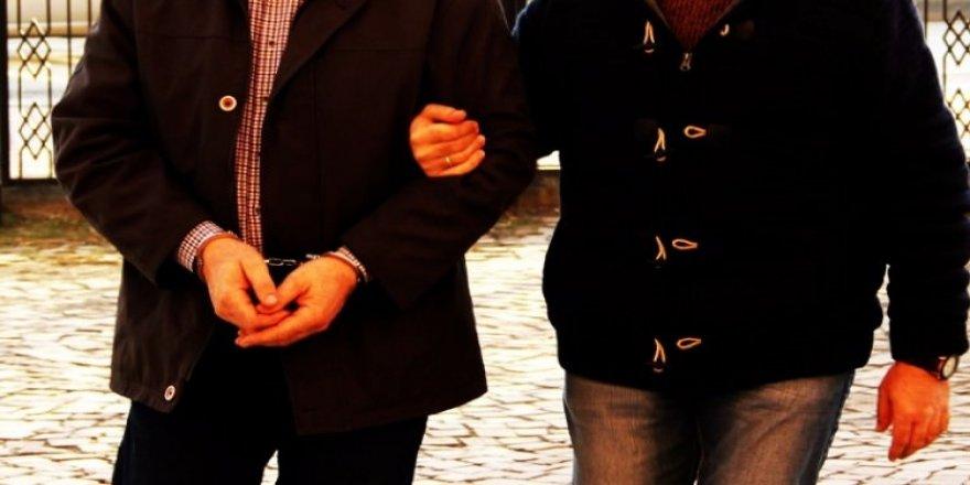 Cumhuriyet Savcısı Suriye'ye sınırında yakalandı