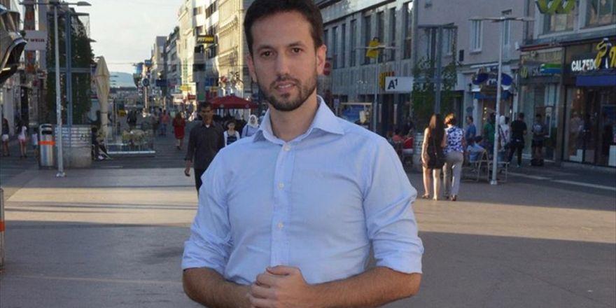 Avusturyalı Vekile Demokrasi Dersi Veren Türk Gencine Büyük İlgi