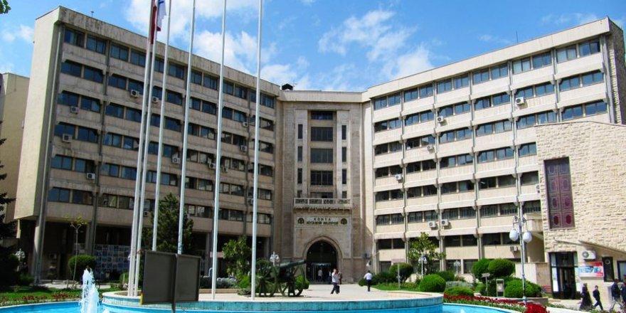 Konya Büyükşehir'de Fetö Operasyonu