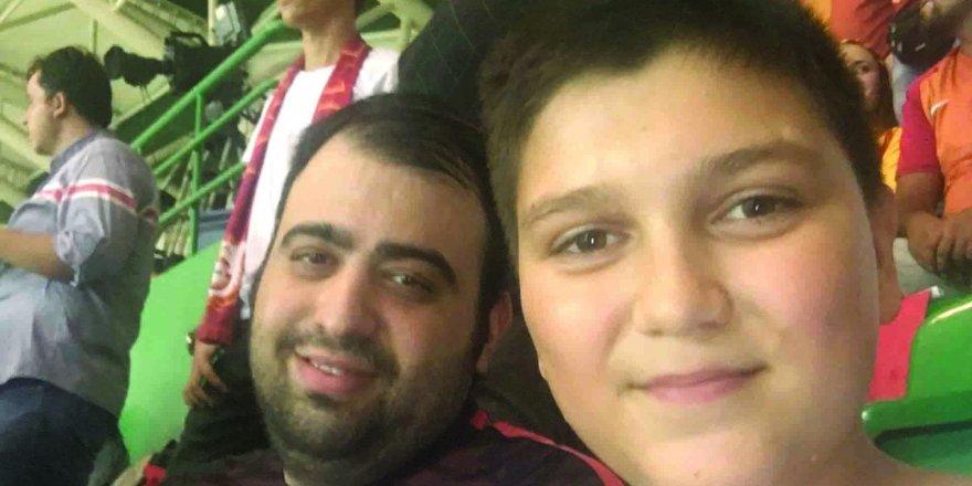 Ali Kazancı'nın kupa mutluluğu