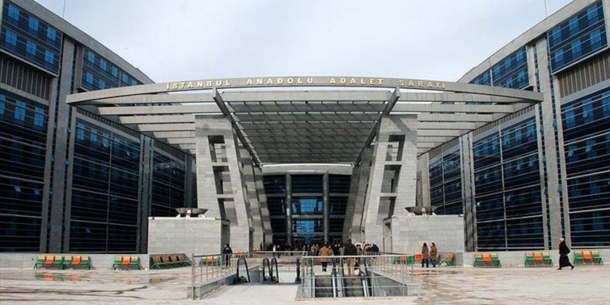 İstanbul Anadolu Adalet Sarayı'nda Fetö/pdy Operasyonu