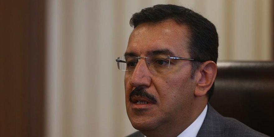 Gümrük Ve Ticaret Bakanı Tüfenkci: Mısır'la Ticari Ve Ekonomik İlişkilerimizi Geliştirmek İstiyoruz