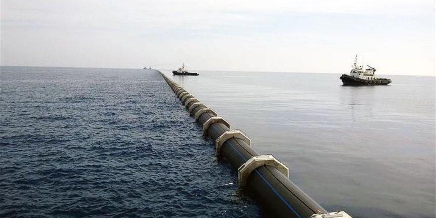 Türkiye'den Kktc'ye 19 Milyon Metreküp Su