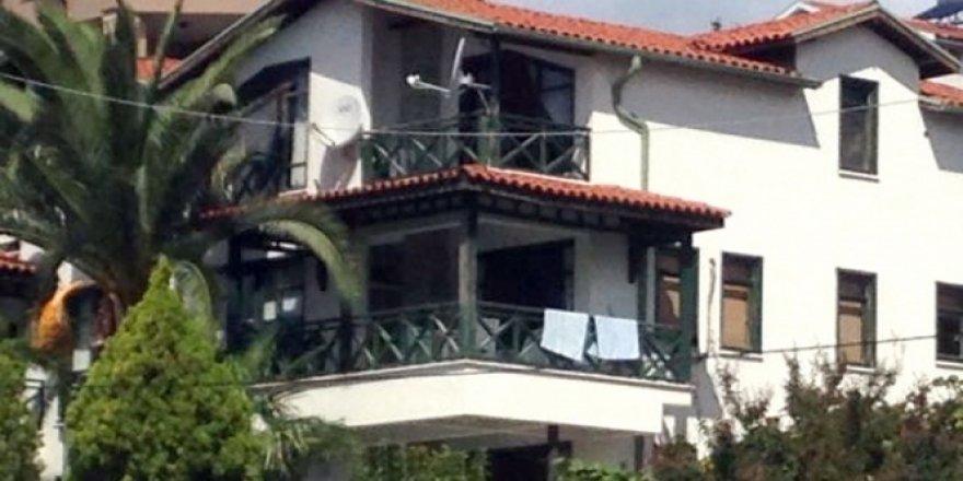 Hakan Şükür'ün Kandıra'daki villasında arama