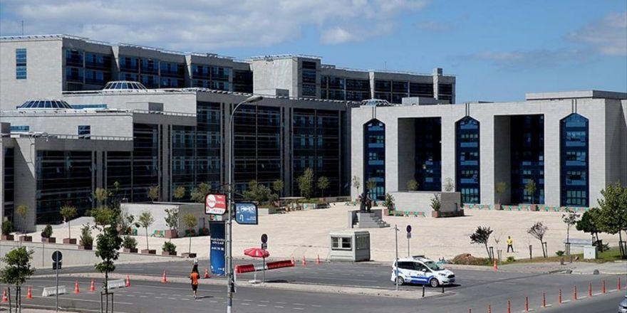 İstanbul Anadolu Adalet Sarayı'nda Fetö/pdy Operasyonu: 61 Gözaltı