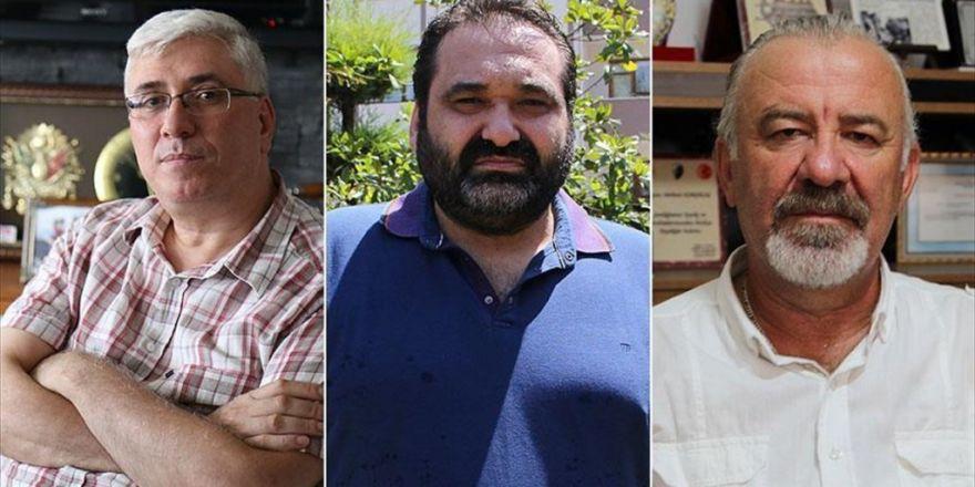 Gazetecilerin Gözünden Marmara Depremi