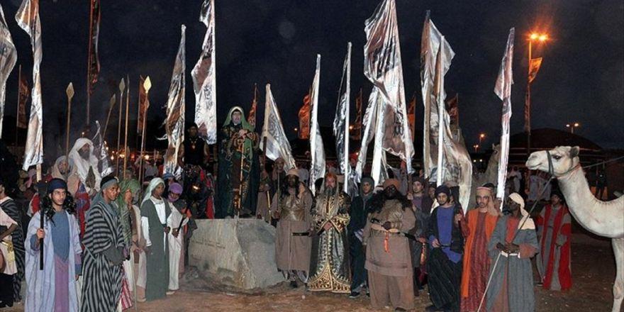Suudi Arabistan'da Tarihi 'Ukaz Panayırı'
