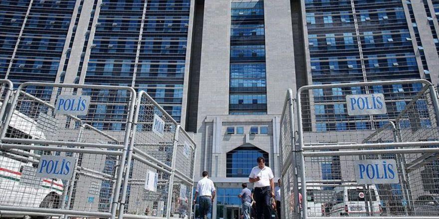 Adliyelerde Görevli 293 Şüpheli Hakkında Gözaltı İşlemi Uygulandı