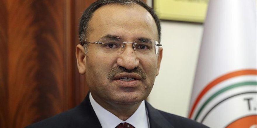 Adalet Bakanı Bozdağ: Yargı Açık Bir Şekilde Darbeye Karşı Duruş Ortaya Koydu