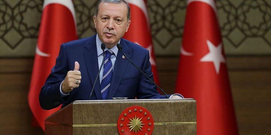 Cumhurbaşkanı Erdoğan: Tankların Önünde Yatanlar Seçkinler Değildi