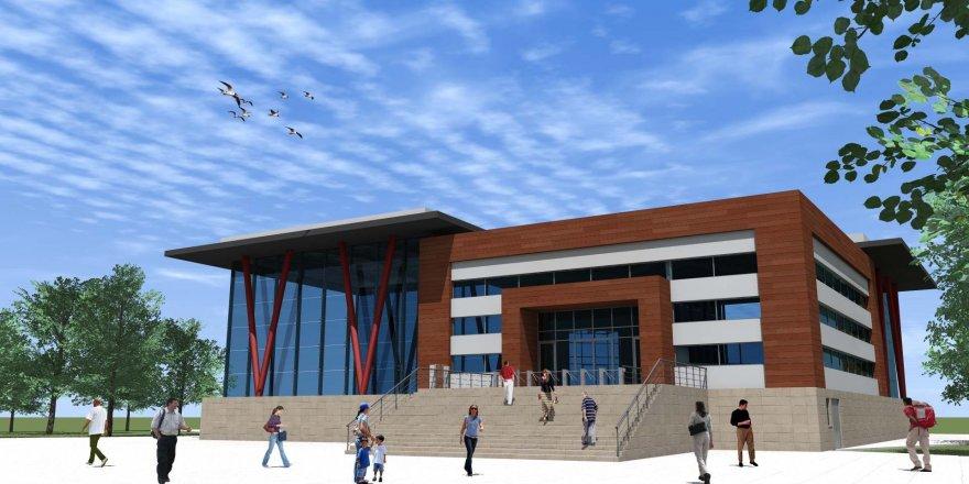 Büyükşehir'den Meram'a 640 Araç Kapasiteli Yeraltı Otoparkı