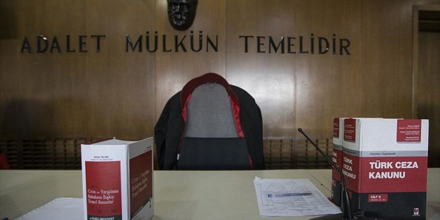 4 Bin Hakim Ve Savcı Kadrosu İhdas Edildi