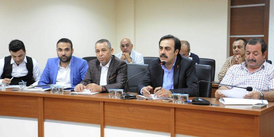KTO 64. meslek komite istişare toplantısı yapıldı