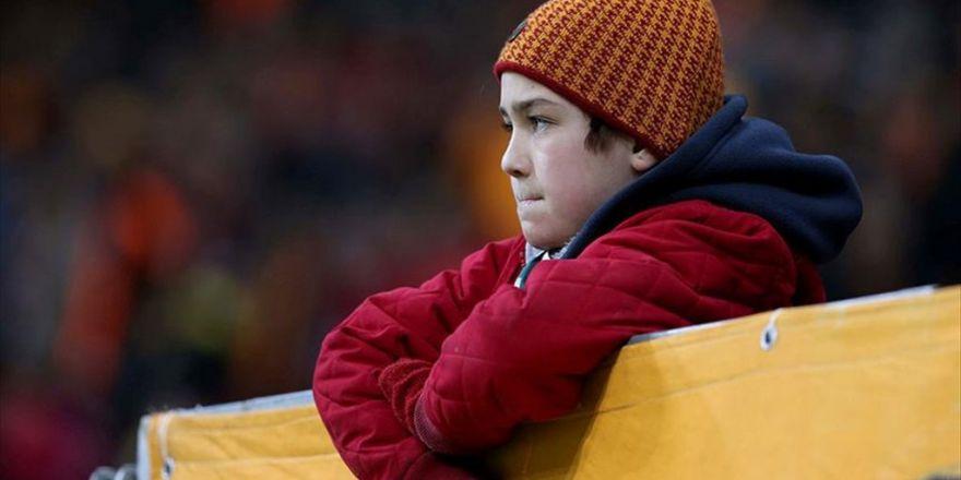 Galatasaray'dan Çocuklara Özel Tribün