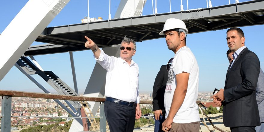 Büyükşehir'den Akyokuş'a 'Özel' Proje