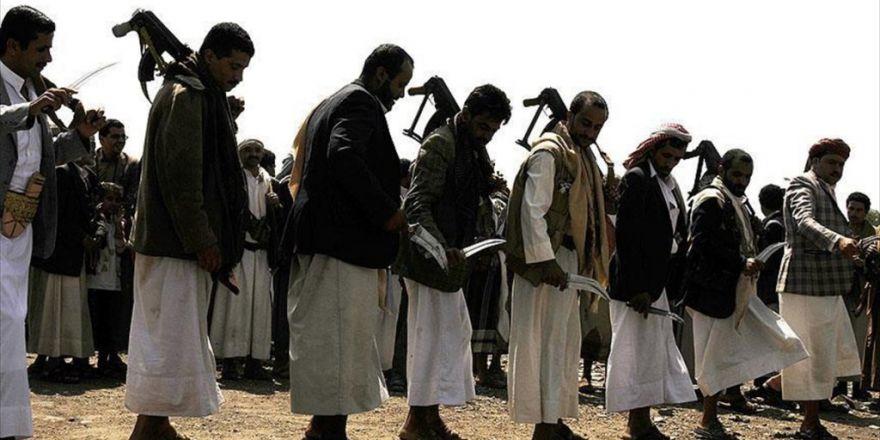 Yemen'de Husilerin Sivillere Yönelik İhlalleri