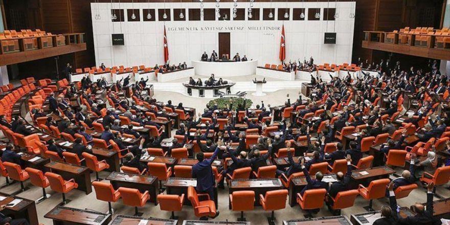 Türkiye-israil Anlaşması Tbmm'ye Sunuldu