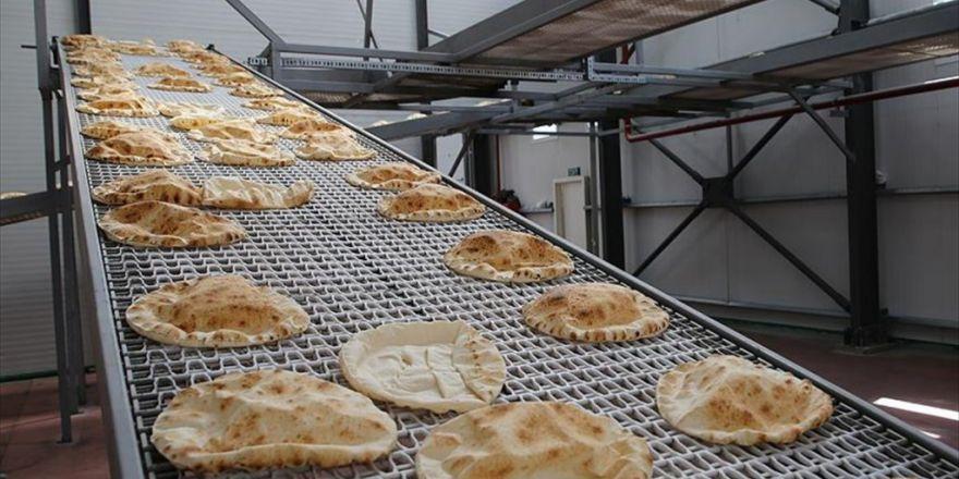 Suriye'nin Ekmeği Türkiye'den